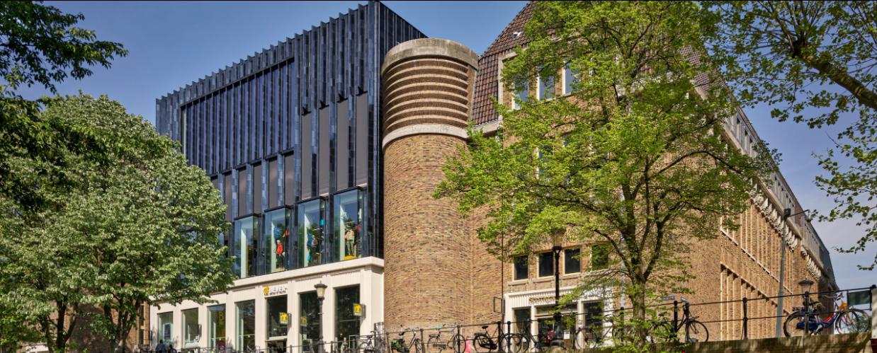 Utrecht Neude Post