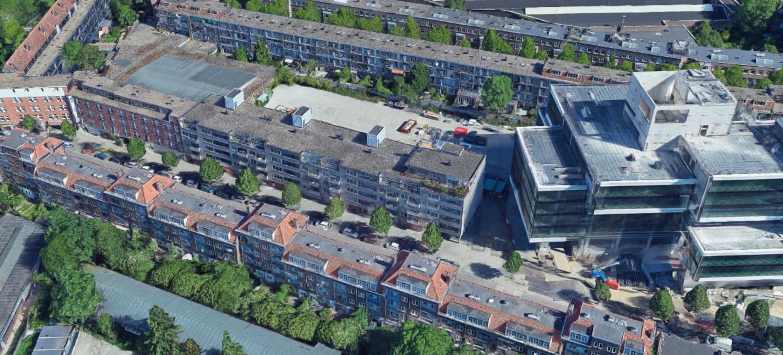 Trompenburgstraat amsterdam